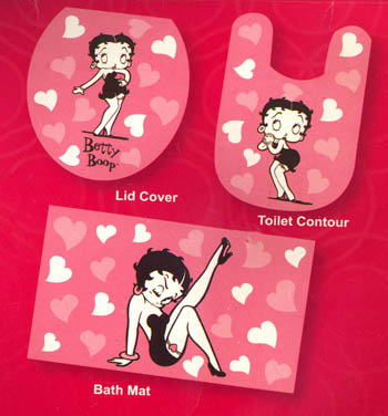 RUGINTERNATIONAL! Betty Boop Collection!