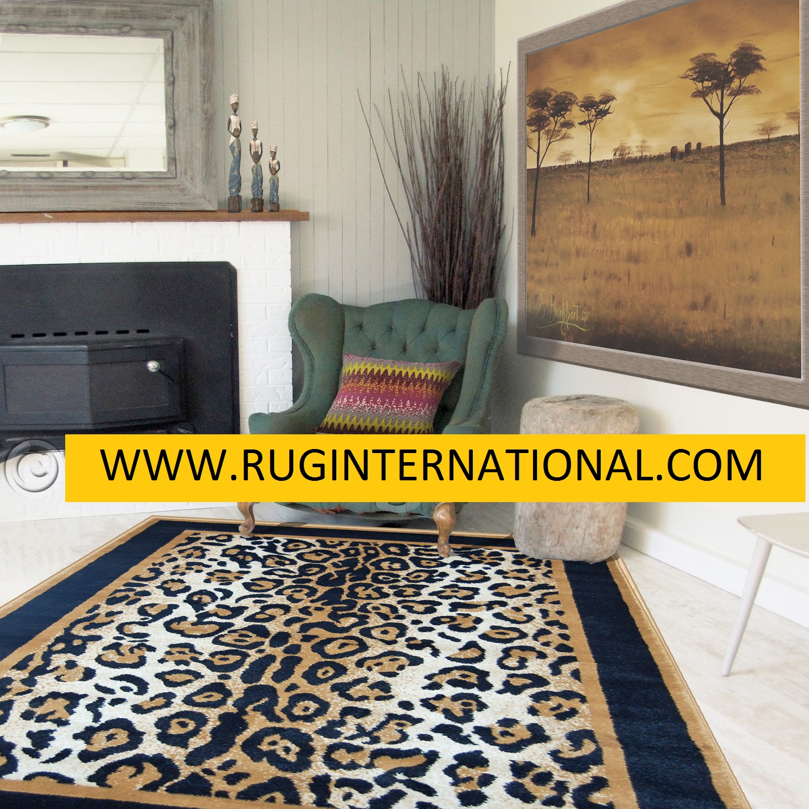 Chinese Rugs, Animal Blankets, Animal Print Rugs, African