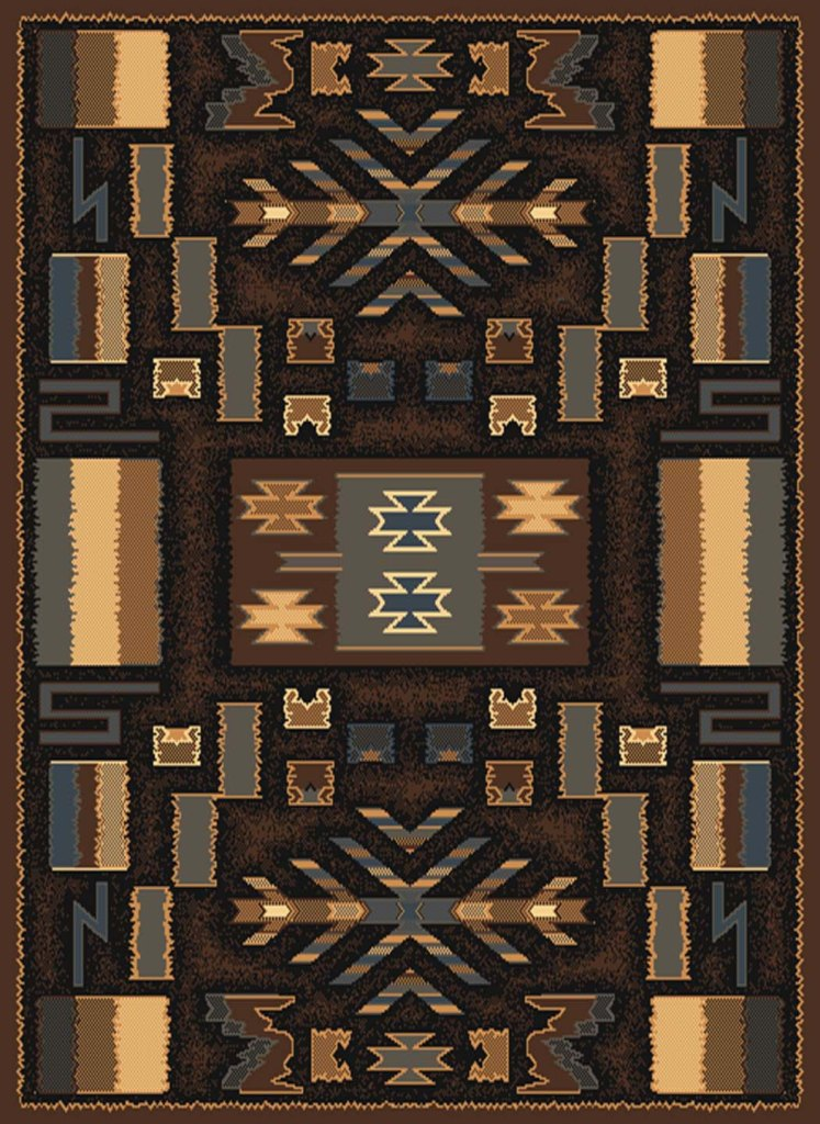 Ruginternational Southwest Rugs Collection Southwestern Native American Navajo Indian Azteca