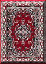 Traditional Persian Kirman Design! Always a Favorite!!